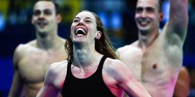 Heemskerk zwemt in Marseille tweede WK-limiet