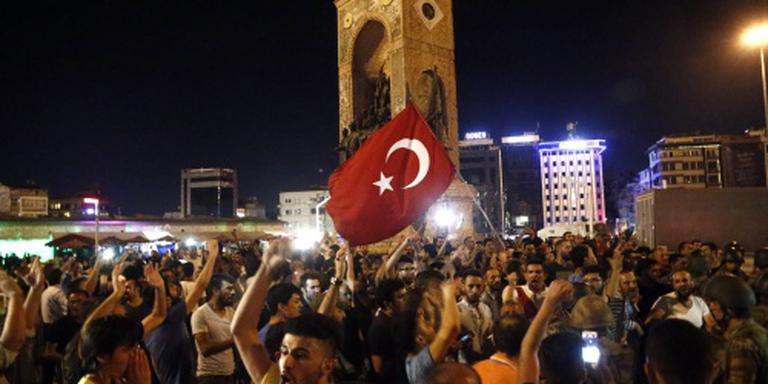 Erdogan: Coupplegers ontkomen niet aan straf
