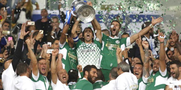 AZ tegen Maccabi Tel Aviv