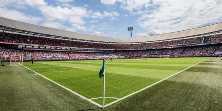 Feyenoord laat Kuip half leeg in Europa