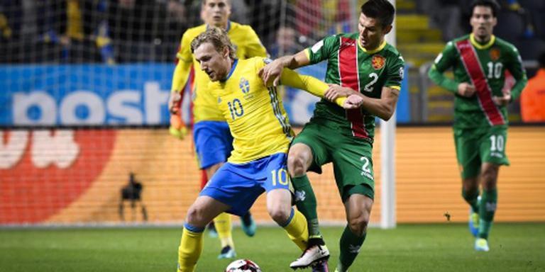 Voormalig PSV'ers schieten Zweden naar zege