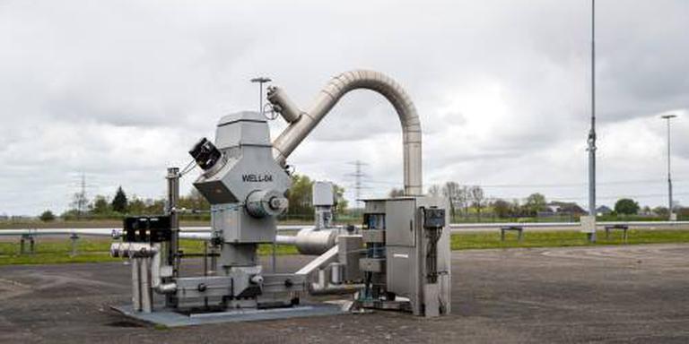 Advies SodM verlaging gaswinning over 2 weken