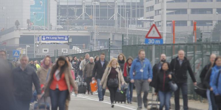 Duizend mensen van luchthaven gehaald
