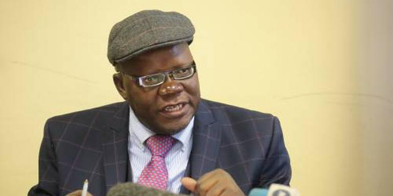Zimbabwaanse oppositievoorman Biti aangeklaagd