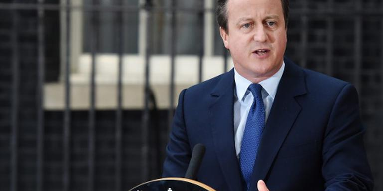 Cameron doet afstand van Lagerhuiszetel