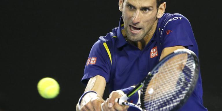 Djokovic blijft tenniswereld regeren