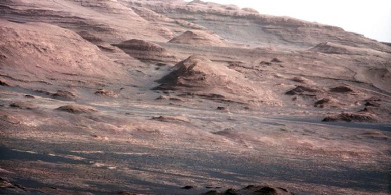 Mars uit het lood geslagen