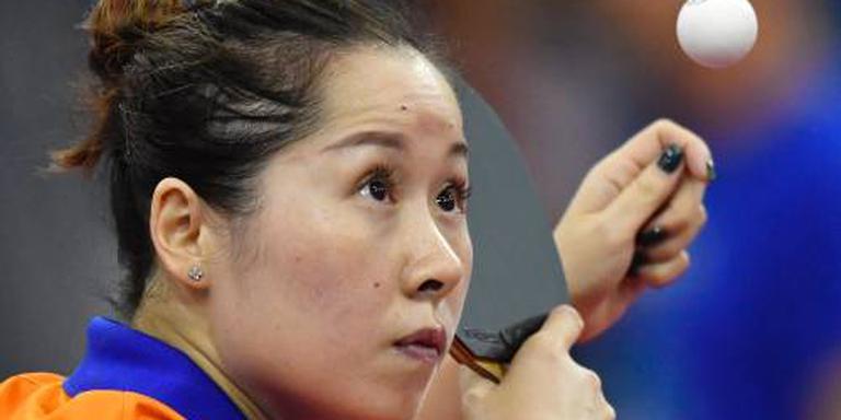 Li Jie bereikt laatste vier EK na thriller