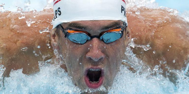 Phelps weer naar Olympische Spelen