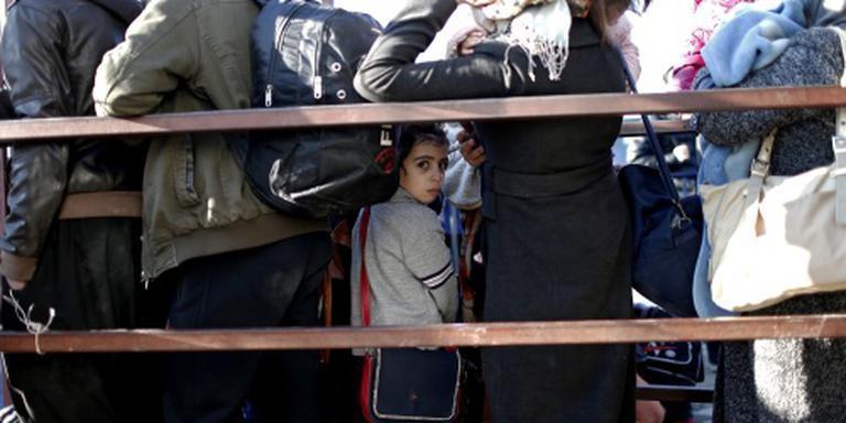 Turkije: 40.000 nieuwe migranten in kampen