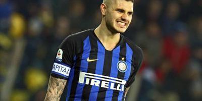 Omstreden Icardi terug op trainingsveld Inter