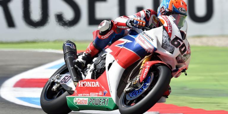 Motorcoureur Van der Mark zesde in Sepang