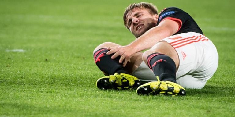 Shaw staat voor terugkeer op het veld