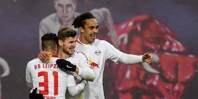 RB Leipzig wint eenvoudig van Mainz