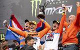 Historisch: Nederland grijpt wereldtitel motorcross op TT Circuit in Assen (en de koning zag dat het goed zat)