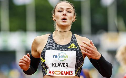 Klaver en De Witte door naar halve finales 400 meter in Tokio