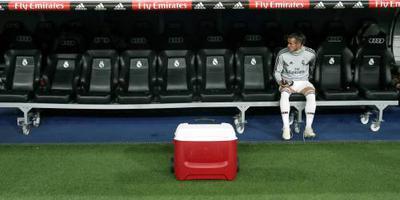 Giggs laat Bale terug naar Madrid gaan
