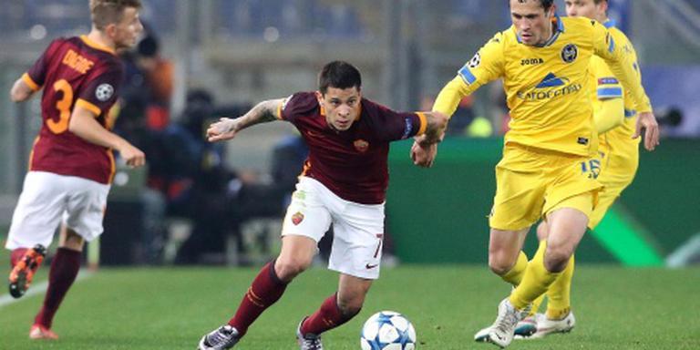Bournemouth huurt Iturbe van AS Roma