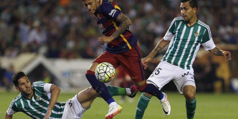 Barcelona blijft koploper in Spanje
