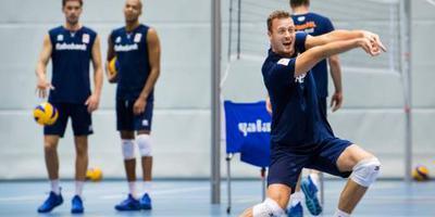 Volleyballers kunnen niet opnieuw stunten