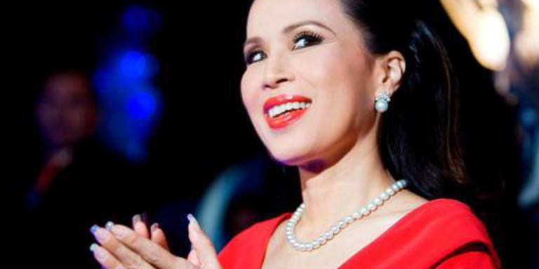 Thaise prinses kan geen premier worden