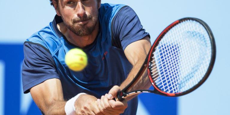 Haase in actie op eerste dag US Open