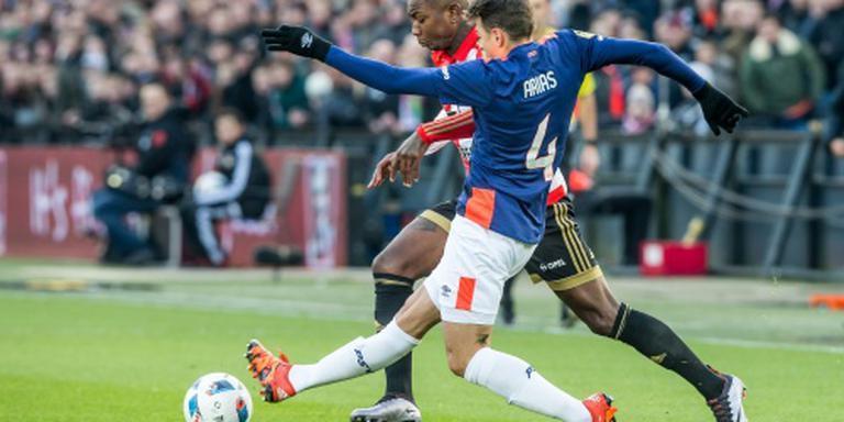 PSV'er Arias geschorst voor FC Twente