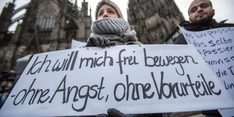Duitse politie heeft 561 aangiften binnen