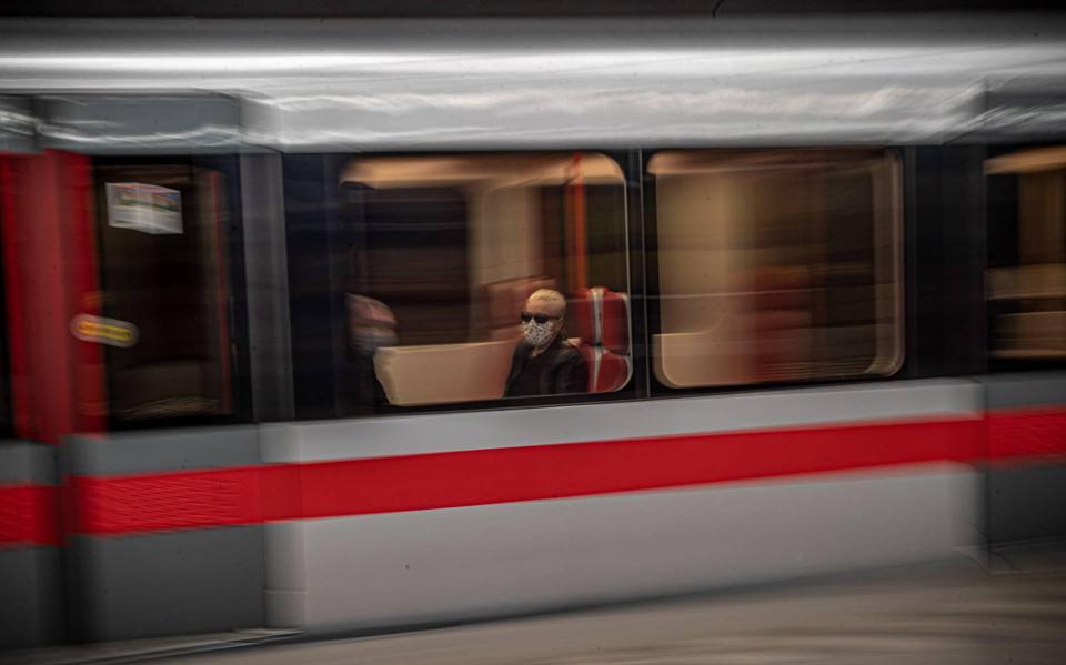 Doden en gewonden bij frontale treinbotsing in Tsjechië.