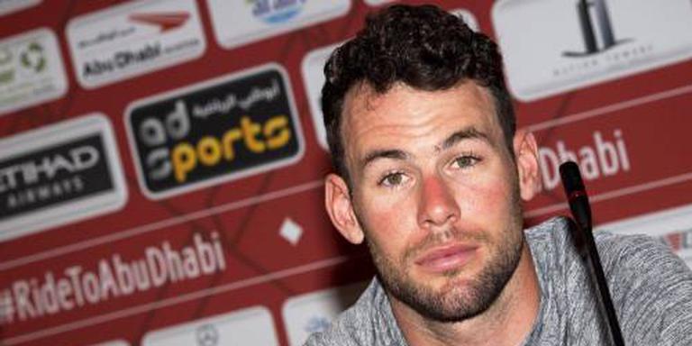 Cavendish sprint naar zege in Abu Dhabi