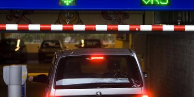 Parkeergarage weer 5 procent duurder