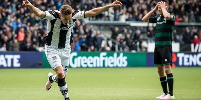 Heracles schakelt FC Groningen uit