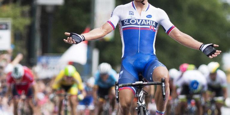 Sagan rijdt Omloop Het Nieuwsblad