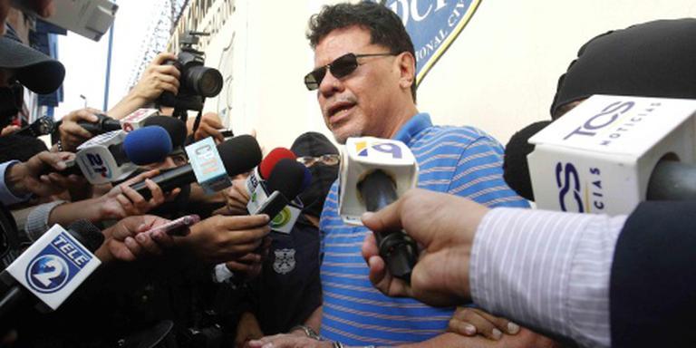 Oud-chef voetbalbond El Salvador opgepakt