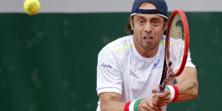 Eerste titel voor tennisser Lorenzi