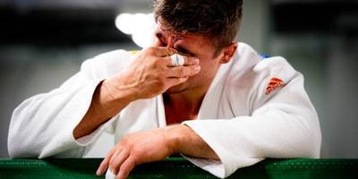 Judoka Van 't End strandt in achtste finale