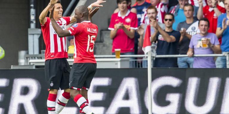 Benauwde zege PSV tegen AZ