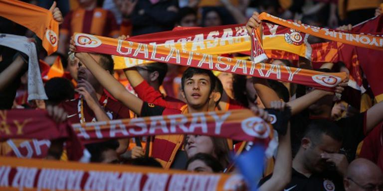 Trefzeker debuut Donk bij Galatasaray
