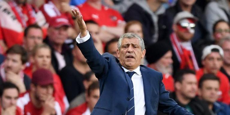 Santos wil Portugese ellende snel vergeten