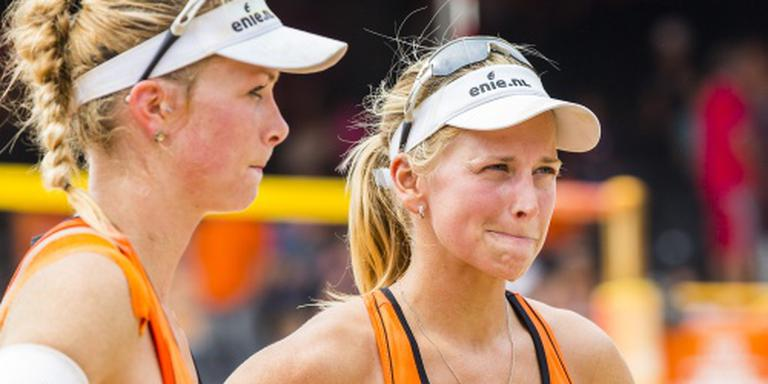 Meppelink/Van Iersel in kwartfinale