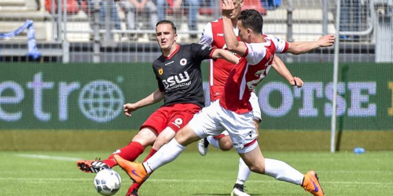 Transfervrije Stans kiest voor NAC Breda