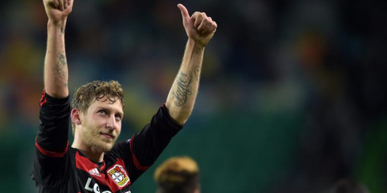 Spits Kiessling sluit af bij Bayer Leverkusen
