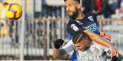 AC Milan haalt uit tegen Empoli