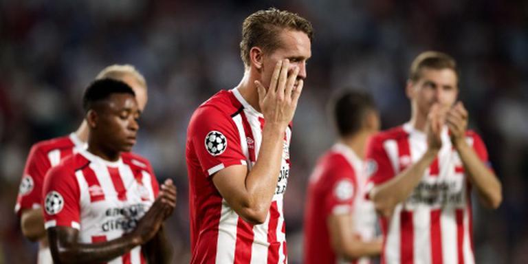 Luuk de Jong: PSV niet de mindere