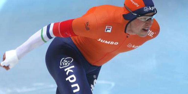 Zilver voor Nuis, Kramer zesde op 1500 m