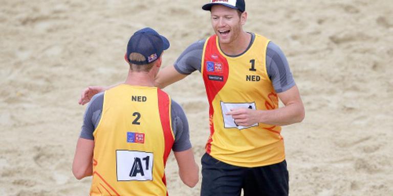 Brouwer en Meeuwsen verliezen halve finale Rio