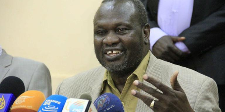 Rebelse vicepresident terug in Zuid-Sudan
