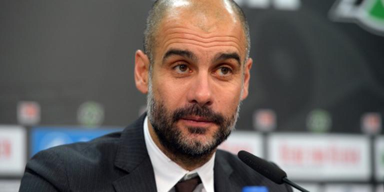 Guardiola bekent: ik wil naar Premier League