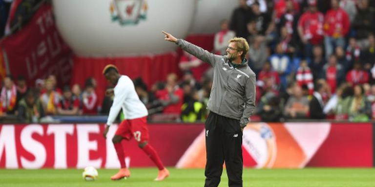 Trainer Klopp verliest vijfde finale op rij