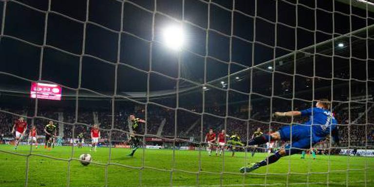 Feyenoord boos over experiment strafschoppen